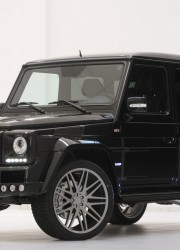 Brabus 800 Widestar – The World's Most Powerful Off-roader