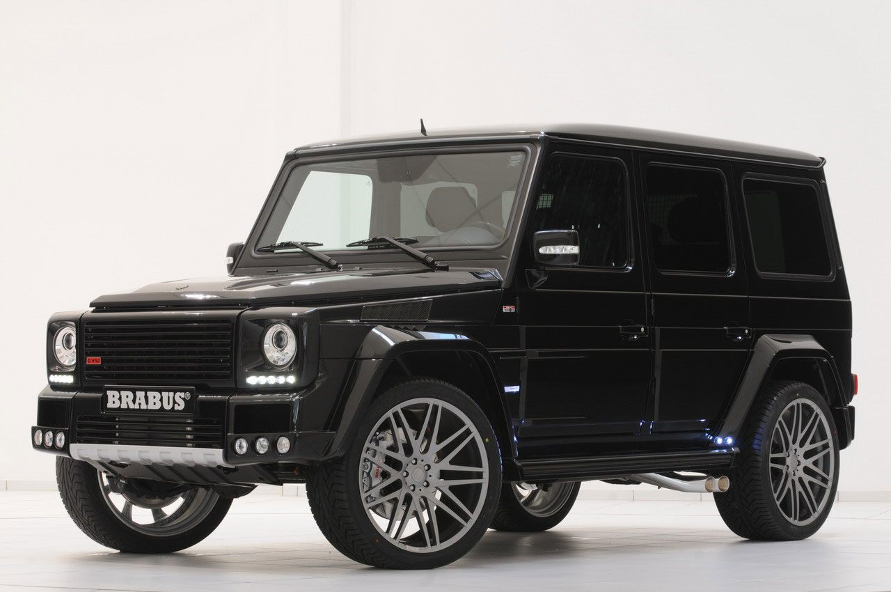 Brabus 800 Widestar &#8211; The World&#8217;s Most Powerful Off-roader