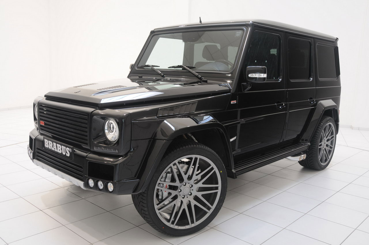 Brabus 800 Widestar