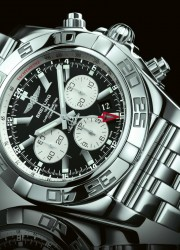 Breitling Chronomat GMT - Dual Time Zone Watch