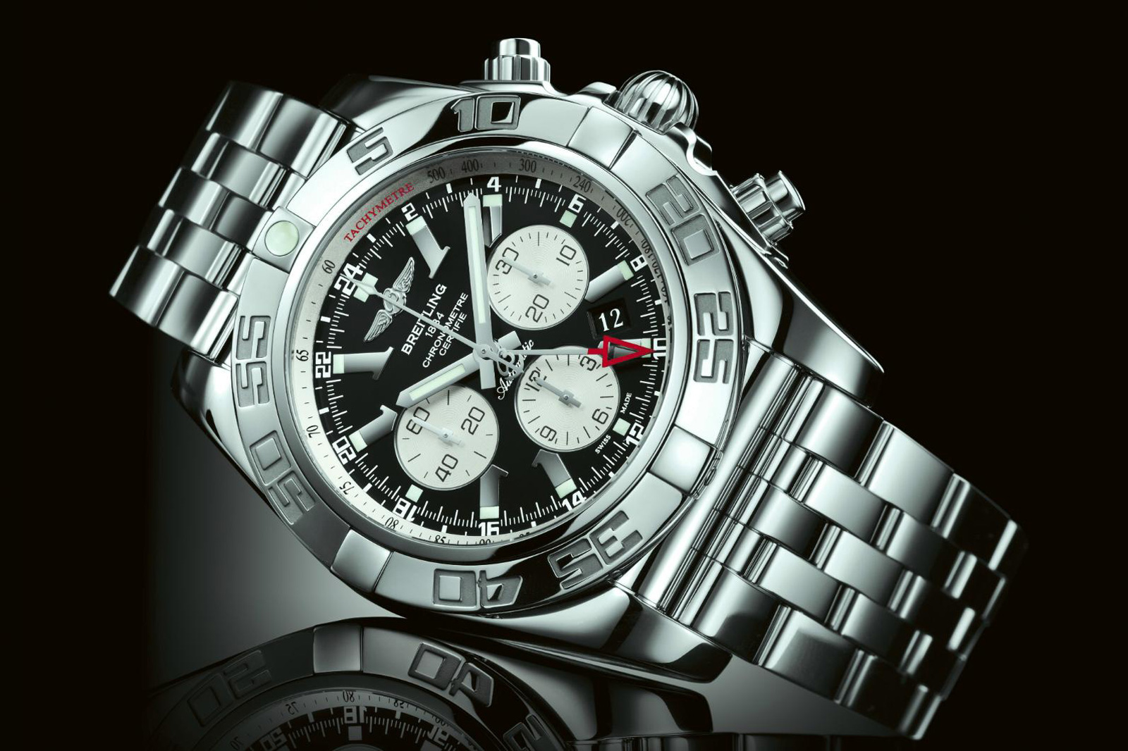 breitling chronomat gmt dual time zone watch extravaganzi. Cars Review. Best American Auto & Cars Review