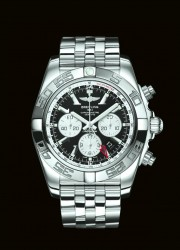 Breitling Chronomat GMT – Dual Time Zone Watch