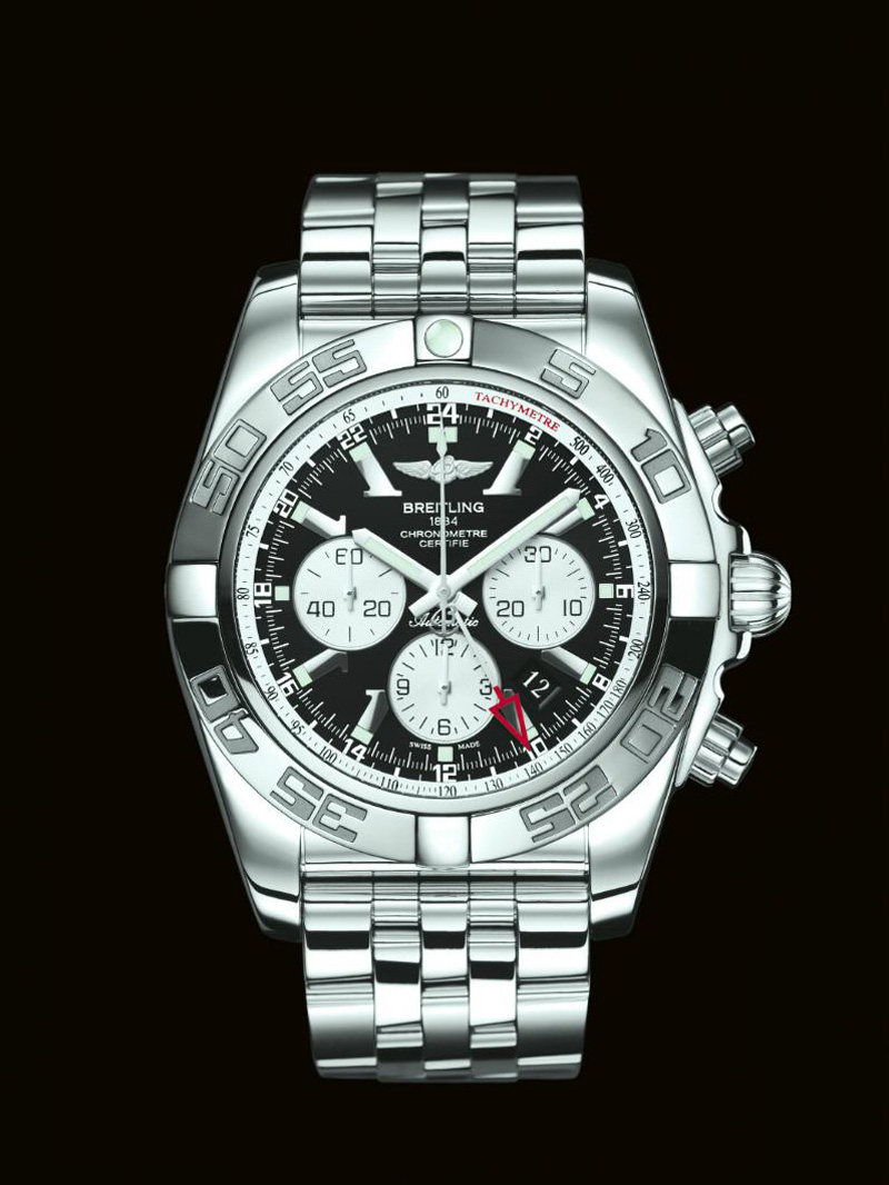 Breitling Chronomat GMT &#8211; Dual Time Zone Watch