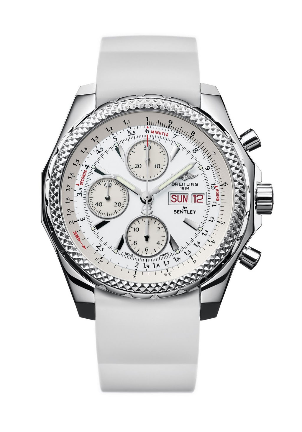 Grand Tourers Turn White &#8211; Breitling for Bentley GT Ice and Bentley GT Racing Ice
