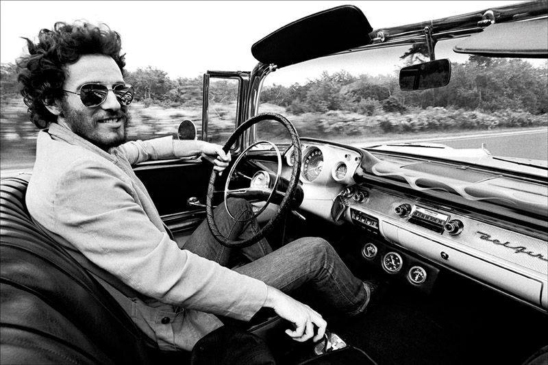 Bruce Springsteen's 1957 Chevrolet Bel Air Convertible