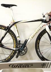 Cento1 SL Gold Edition – Wilier Triestina's Super Bike