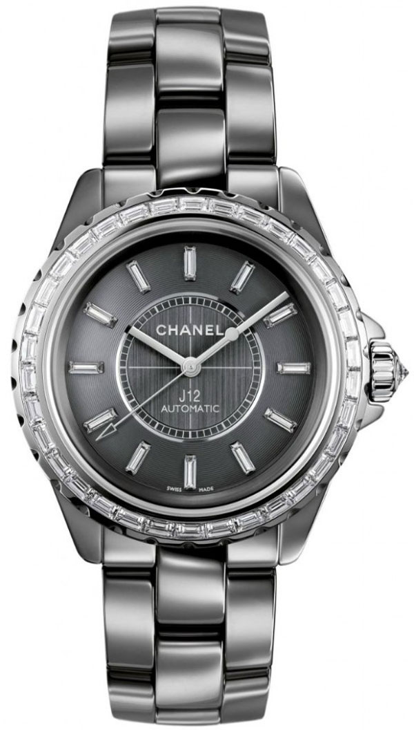 Chanel J12 Chromatic – Ceramic Titanium Watch
