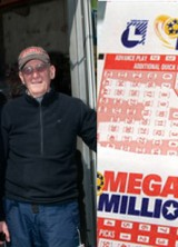 $319 Million Lottery Prize Reportedly Is Going To Seven Government State Workers