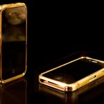 CrystalRoc's 24 Carat Gold iPhone 4 Bumpers