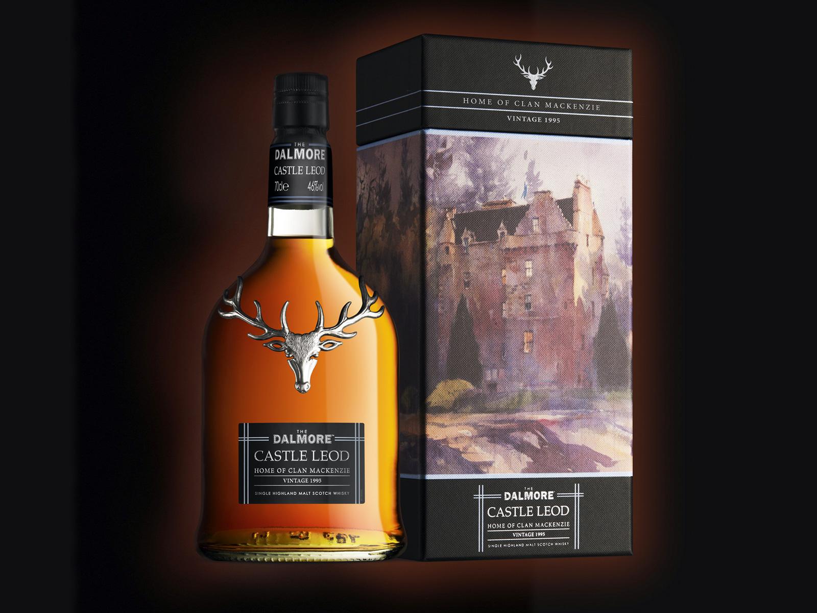 The Dalmore Castle Leod Whisky