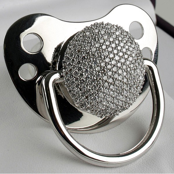 World&#8217;s Most Expensive Pacifier Still Waiting For A Buyer