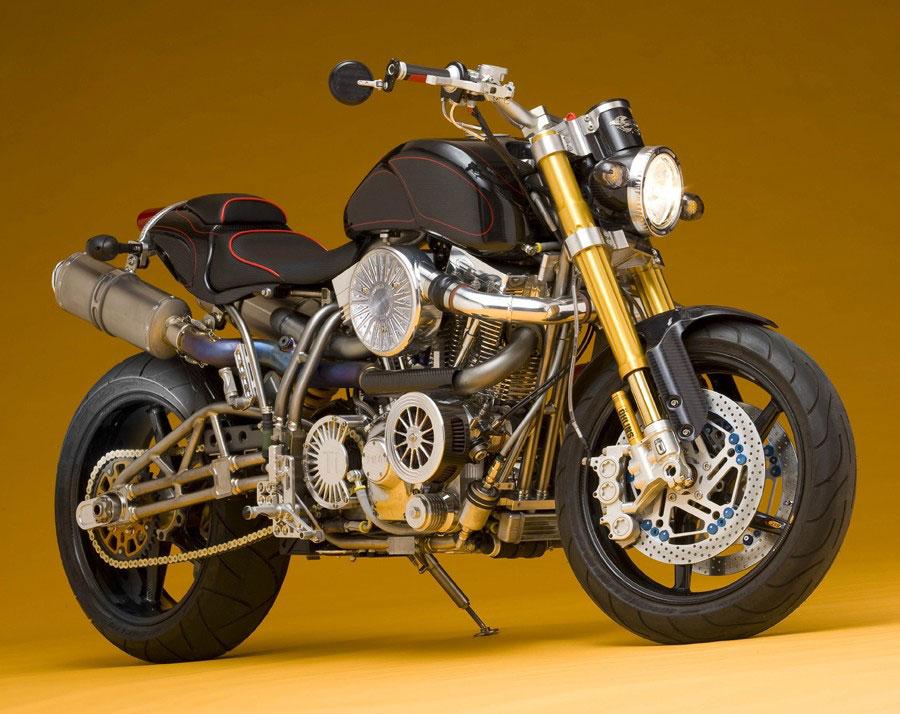 Ecosse Moto Works Titanium Series RR