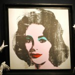 Wily Art Collector Wants To Profit On Death Of Elizabeth Tailor Putting Portrait By Andy Warhol Up For Auction