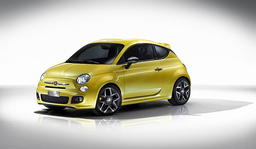 Fiat 500 Coupe by Zagato &#8211; Designed for Young and Dynamic Population