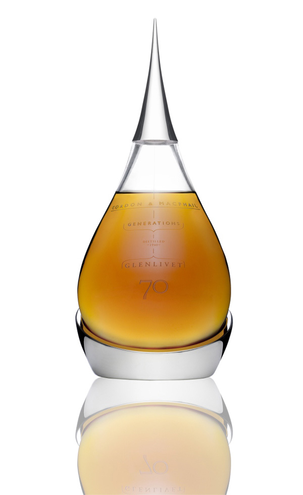 Glenlivet 70 Years Old Whiskey Continues The Tradition Of Gordon & MacPhail