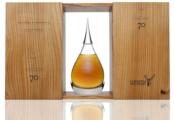 Glenlivet 70 Years Old Whiskey