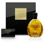 Golden Olive Oil With Flake Of Pure Gold – Luxury Cure From Croatia