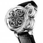 Harry Winston Presents Opus Eleven – Artistic Timepiece At Baselworld 2011