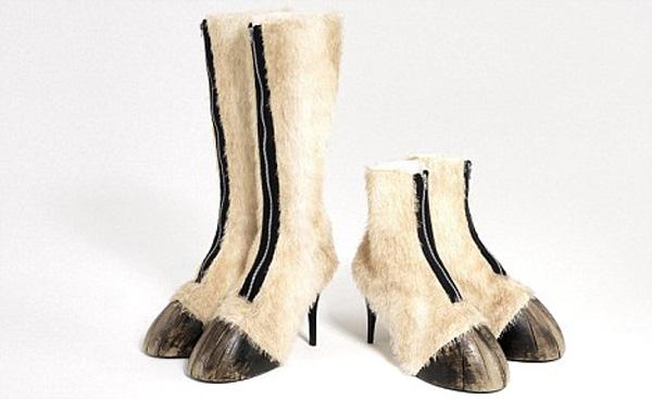 Horse Hoof Shoes