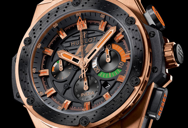 Hublot F1 King Power India