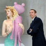 Jeff Koons' Iconic Pink Panther Sculpture to Highlight Sotheby's Spring Sale of Contemporary Art