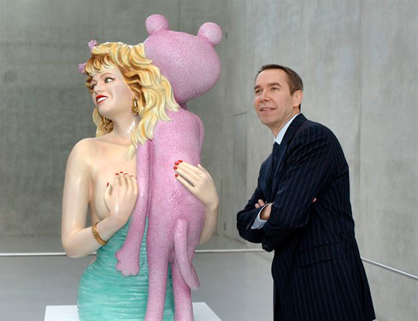 Jeff Koons&#8217; Iconic Pink Panther Sculpture to Highlight Sothebys Spring Sale of Contemporary Art