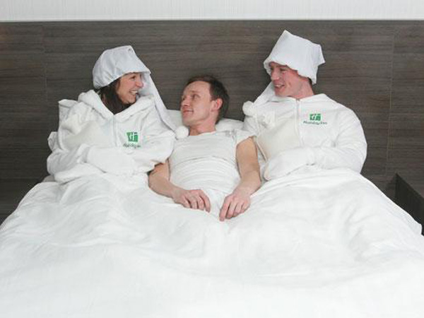 Job: The Bed Warmer