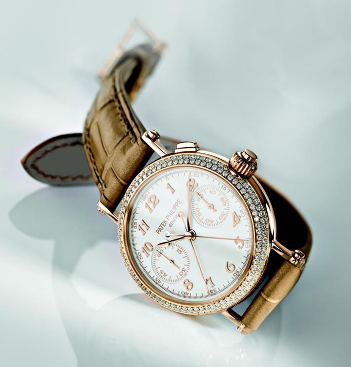 Ladies First Split Seconds Chronograph - Patek Philippe Grand Complications