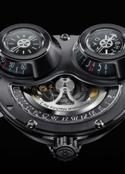 Limited Edition MB&F HM3 ReBel – Watch For Stylish Rebels