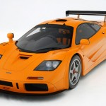 Limited Edition McLaren F1 LM – 1:8 Scale Luxury Replica