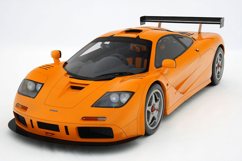 Limited Edition McLaren F1 LM - 1:8 Scale Luxury Replica