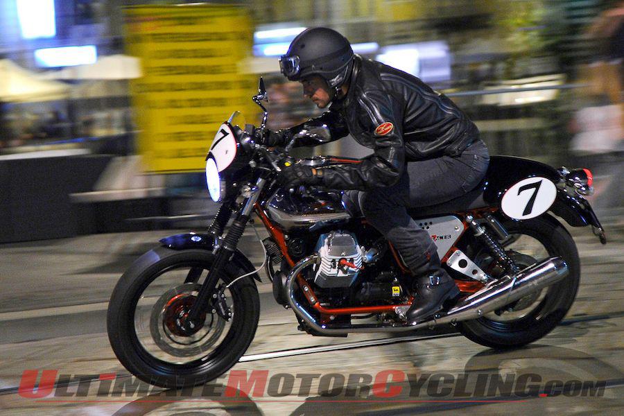 Limited Edition Moto Guzzi V7 Racer