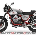 Moto Guzzi Revives Cafe Racer With Limited Edition V7 Racer