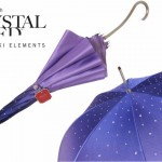 Limited Edition Handmade Pasotti Umbrellas with Swarovski Crystal