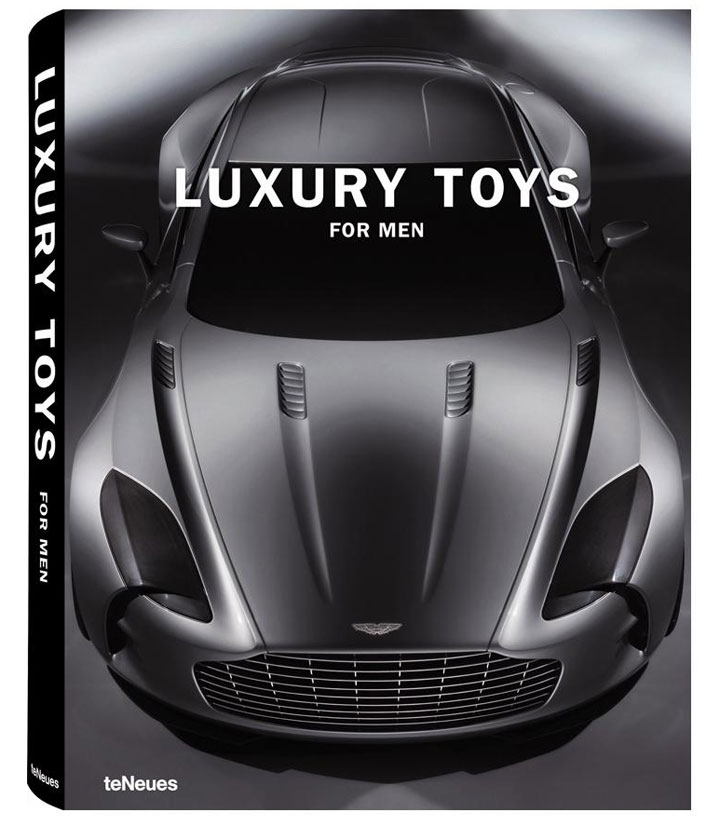 Luxury Toys for Men by teNeues