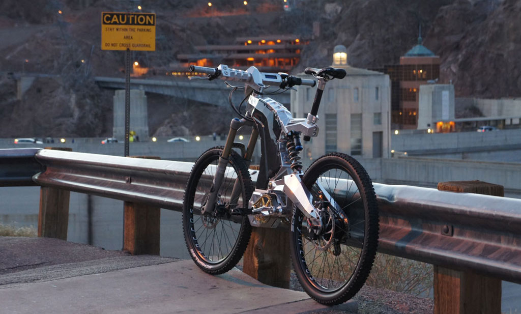 M55 Beast - Electric Bike