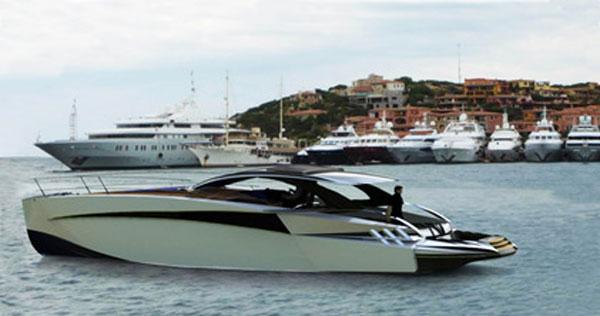 Mauro Lecchi Diamond 44 Yacht
