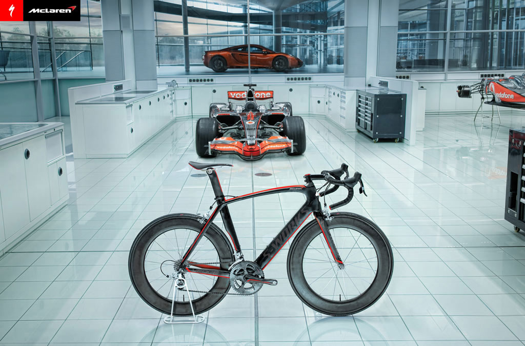 McLaren Pro Road Bike