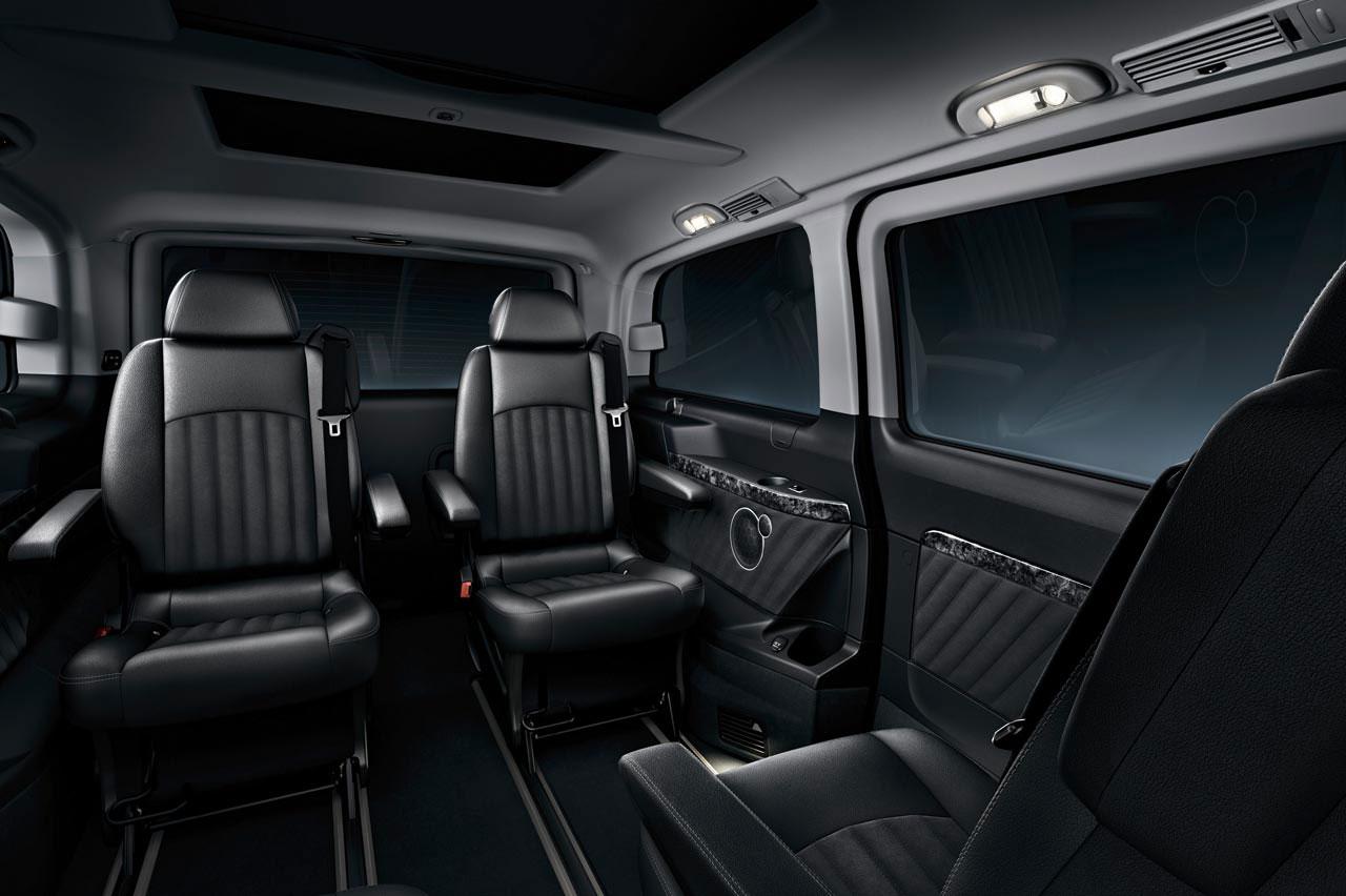 Mercedes-Benz Viano Avantgarde Edition 125 - eXtravaganzi