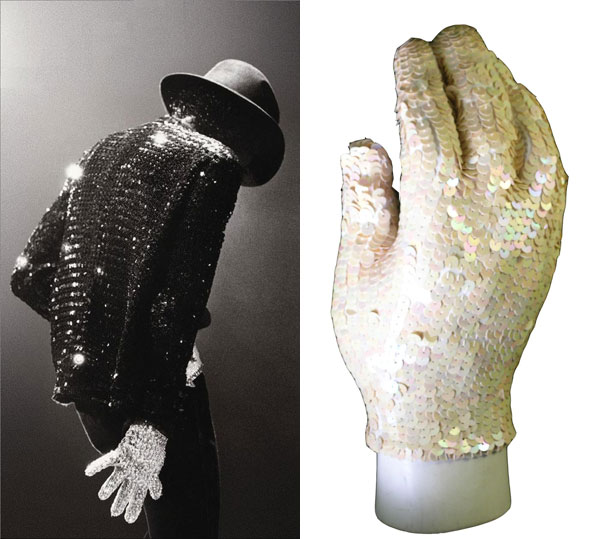 Michael Jackson's Glove could be an auction 'thriller' in California