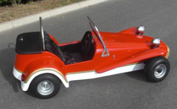 Mini Seven Child's Vehicle – Let Your Kid Ride In Style