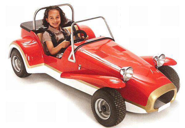 Машина для ребенка на бензине своими руками
