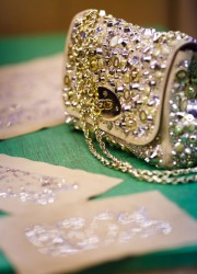 Mulberry Jeweled Lily Bag Dazzles With Swarovsky Crystals