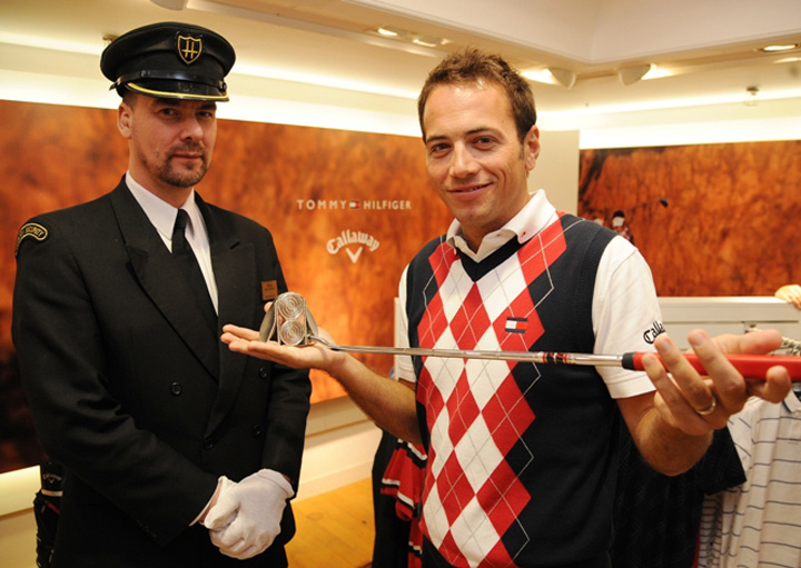 $161.000 Golf Diamond Putter For The Extravagant Golfers