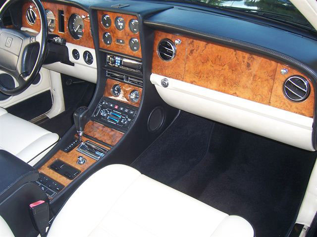 Oprah Winfrey's 1996 Bentley Continental GT Available on eBay