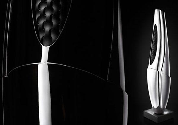 Shape Audio - Organic Harmony Speakers Silver