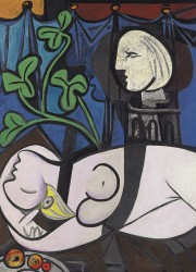 Pablo Picasso's Nude, Green Leaves and Bust Goes On Display In The UK