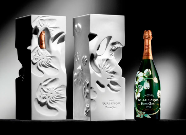 Perrier-Jouet Unveiled Champagne Bi-Centenaire To Honor The Bicentennial Celebration