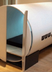 Podtime Sleeping Pods Provides Catch Up On Sleep