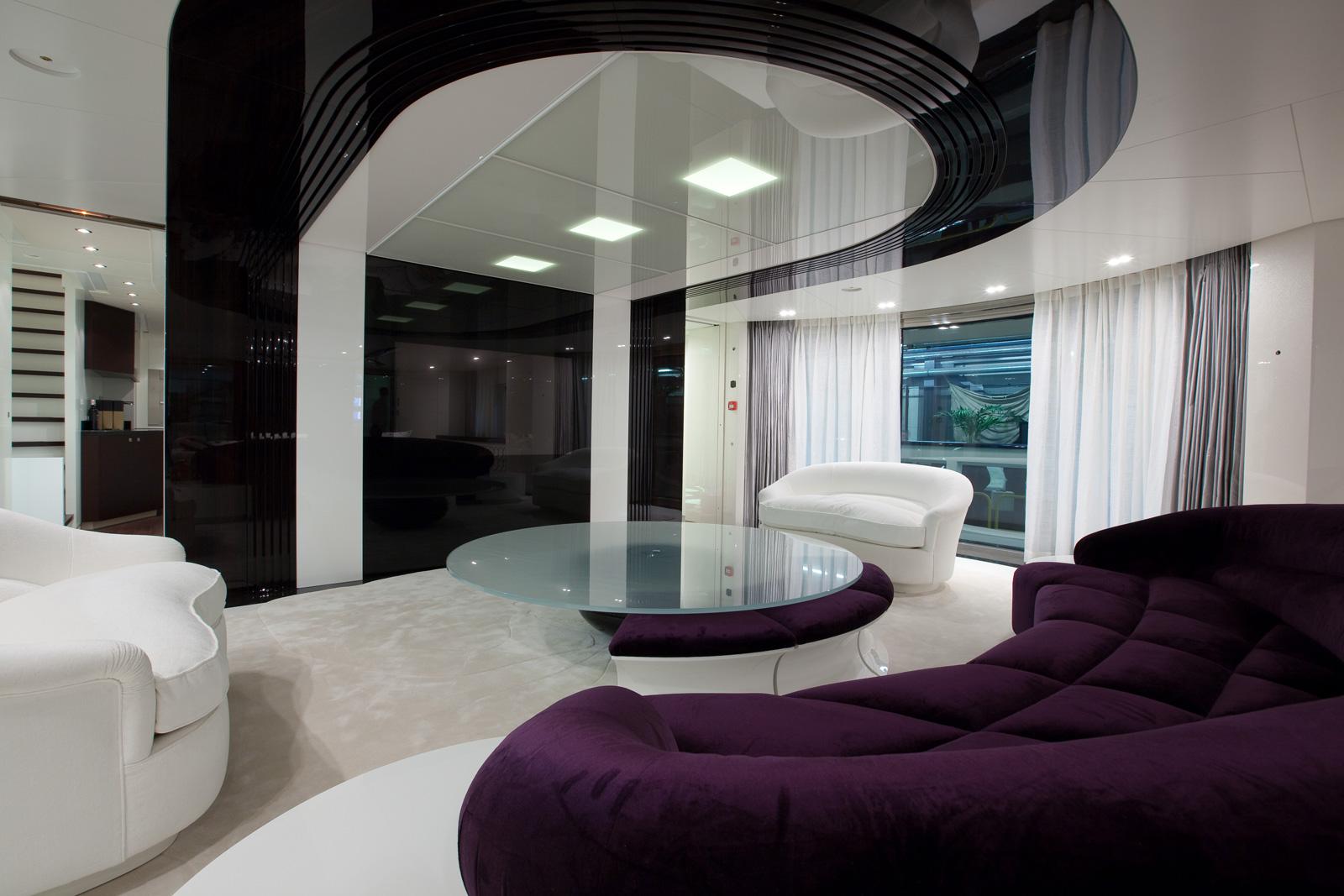Quinta Essentia Main Salon (Photo credit to Emilio Bianchi)